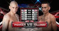 Max Holloway vs Dustin Poirier