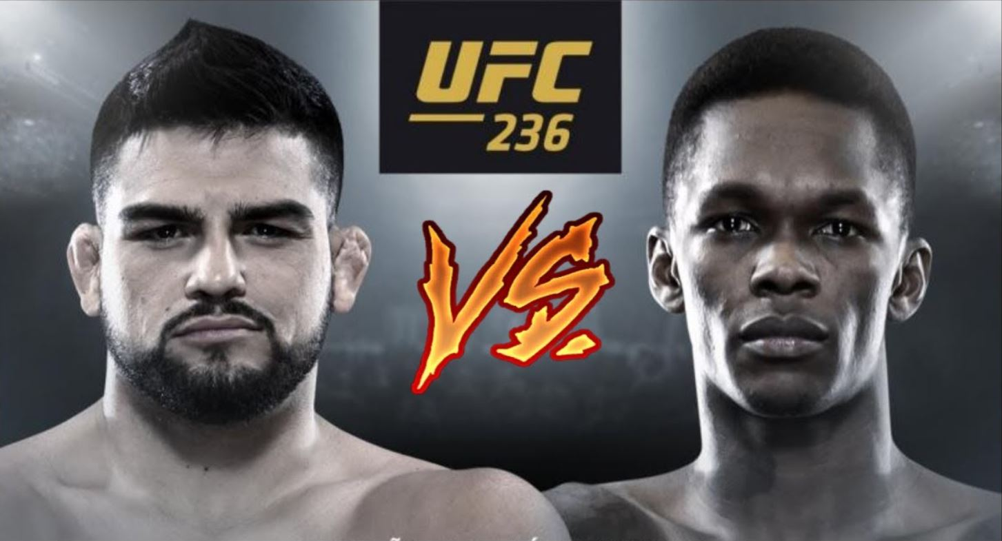 Image result for Kelvin Gastelum vs. Israel Adesanya