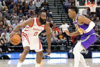 Rockets vs Jazz