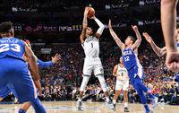 Nets vs 76ers