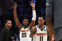 Denver Nuggets A18