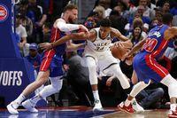 Bucks Pistons