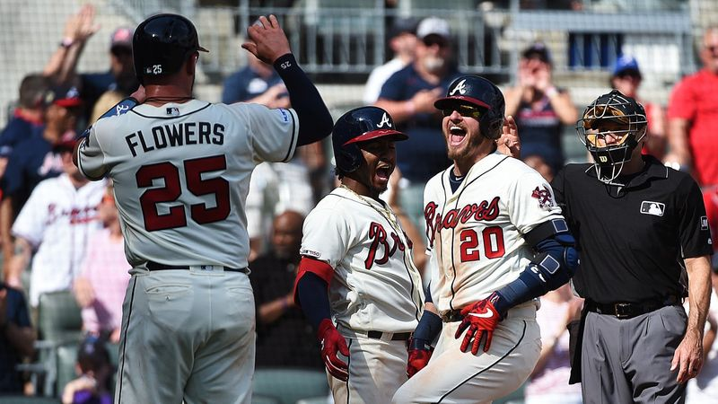 Braves Get The Nod From Trends, Stats & The Scientific