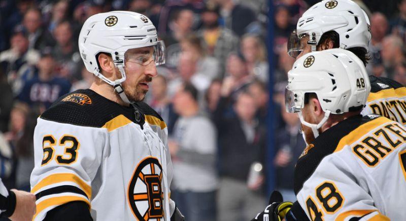 Bruins vs Blue Jackets NHL