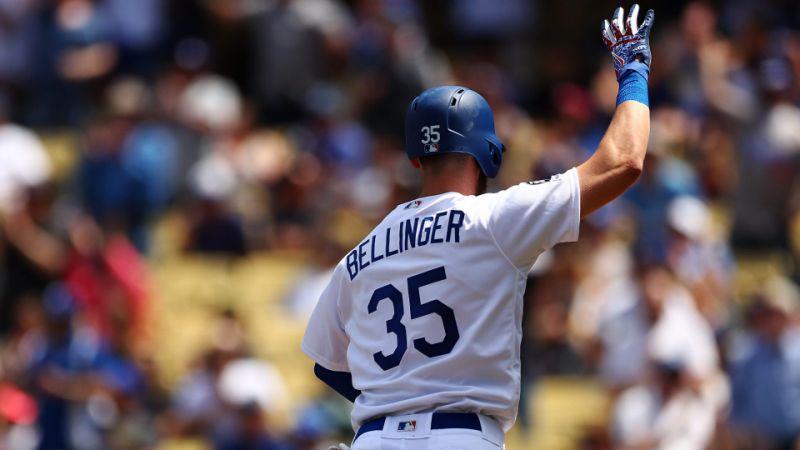 Cody Bellinger Dodgers MLB