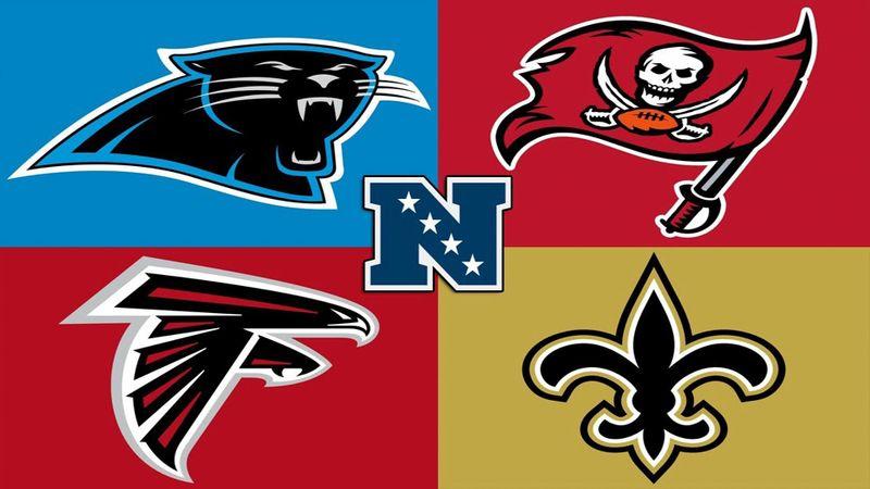 NFL Football NFC South