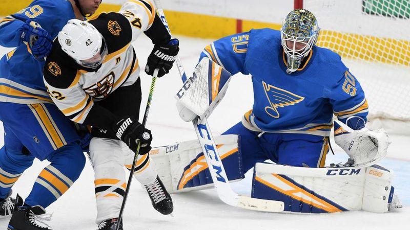 76687d66 St. Louis Blues Vs. Boston Bruins Stanley Cup Final: Projected ...