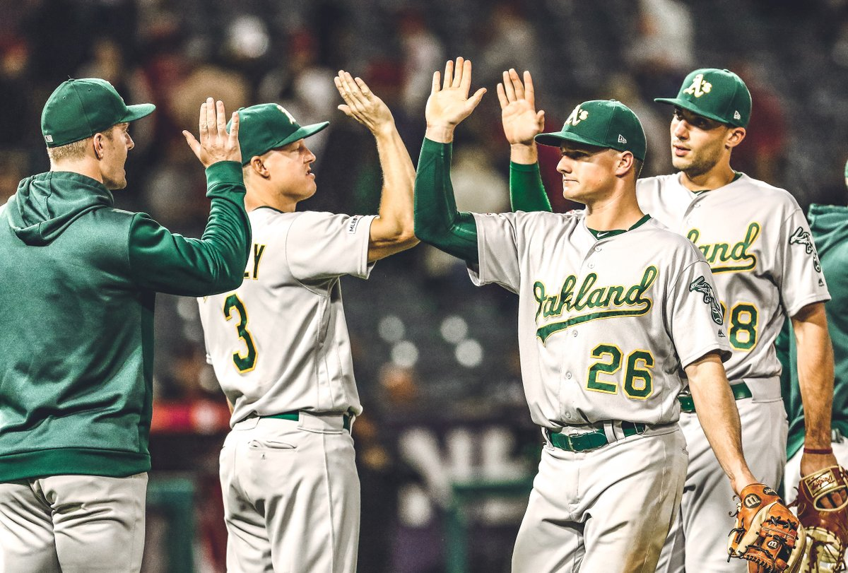 Oakland A's Players