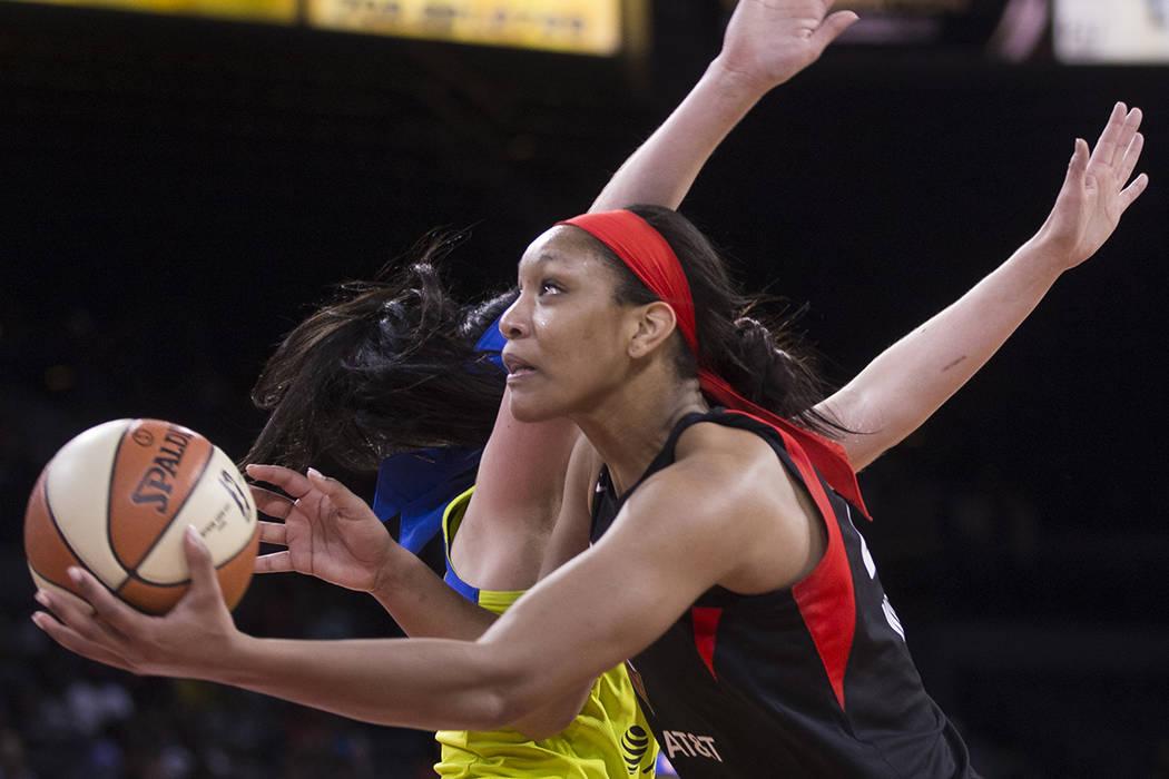 WNBA Las Vegas Aces