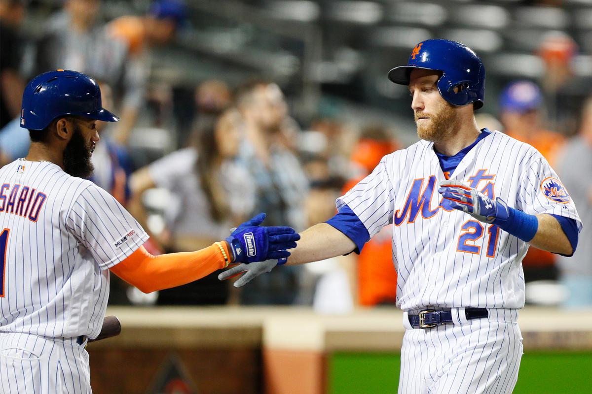 NY Mets Celebrate