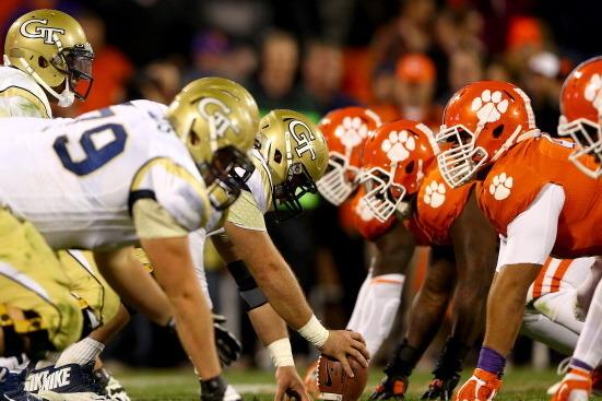 Georgia Tech vs Clemson Tigers