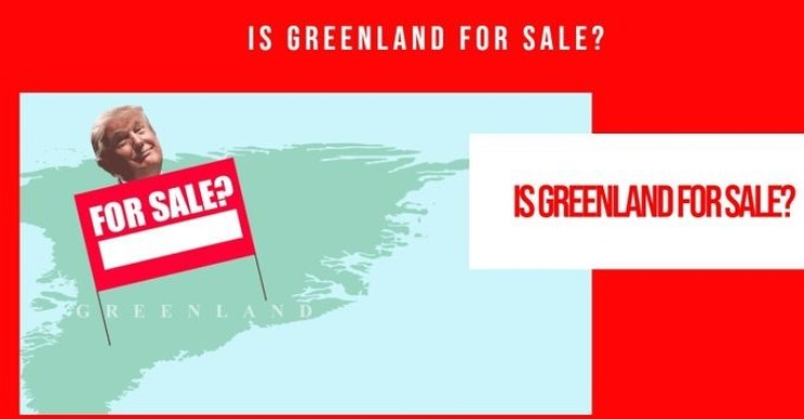Greenland For Sale