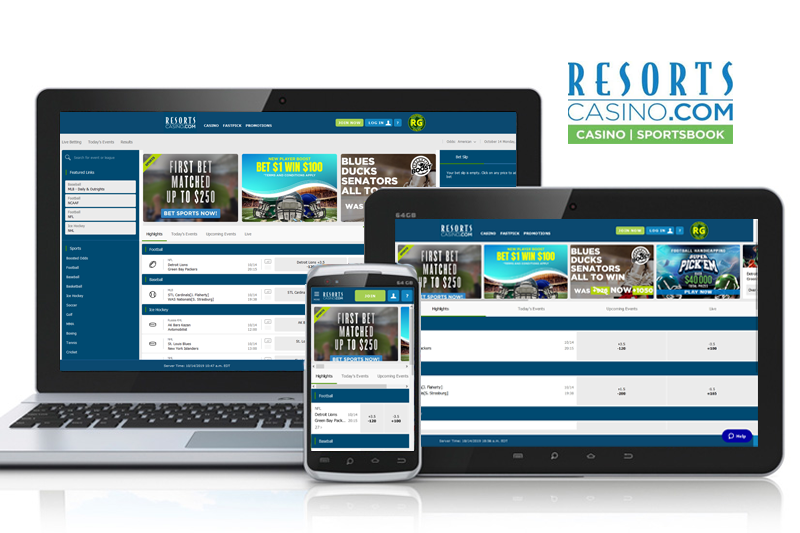Resorts Online Sportsbook