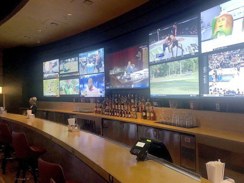 Sportsbook - Timeout Lounge