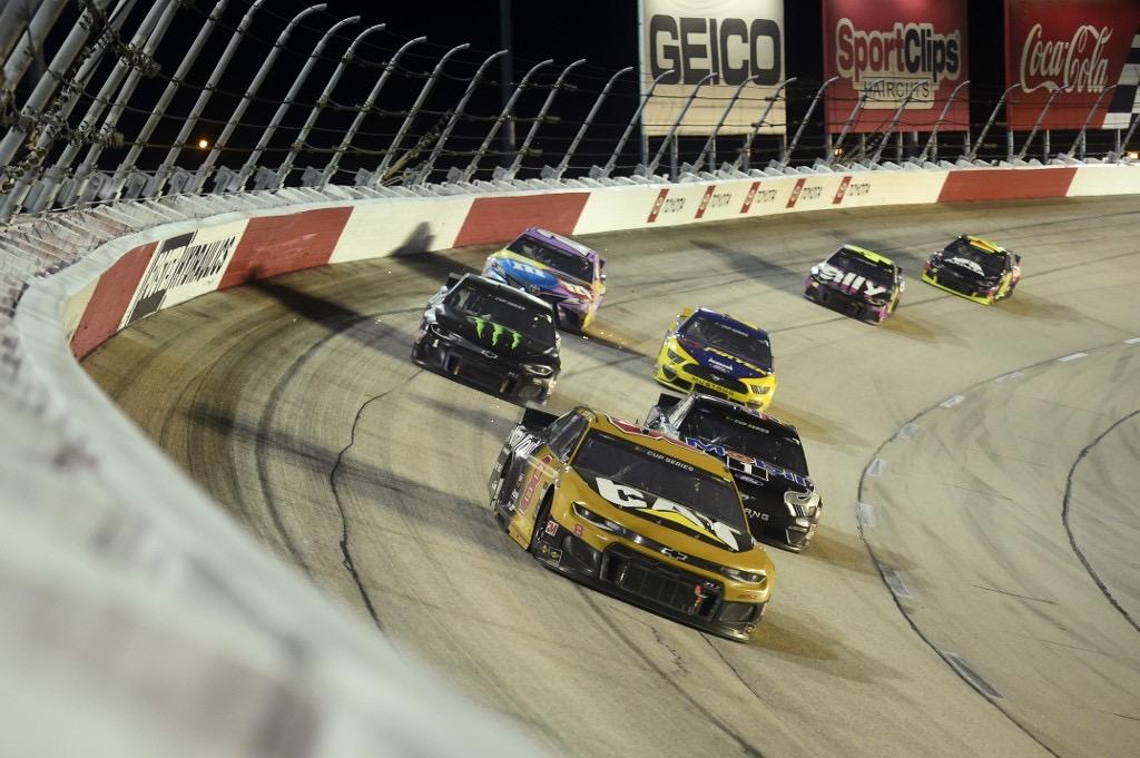 NASCAR Cup Series Toyota 500 at Darlington Raceway on May 20, 2020 in Darlington, South Carolina. Jared C. Tilton/Getty Images/AFP